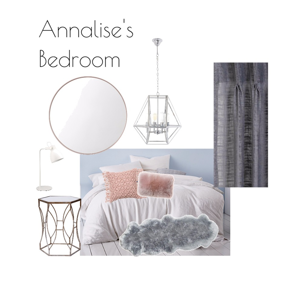 Annalises Room Mood Board by Jo Daly Interiors on Style Sourcebook