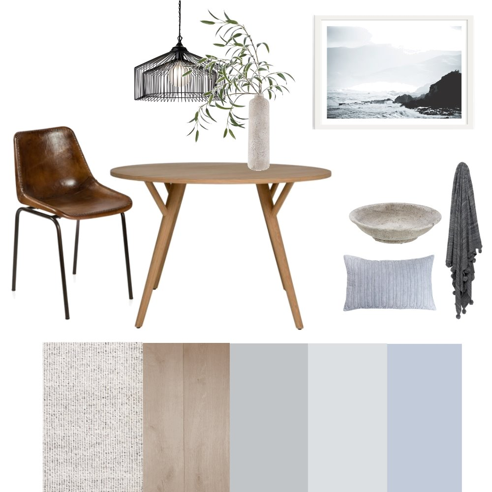 Timber x Blue Grey Interior Design Mood Board by OurLittleHome on Style Sourcebook