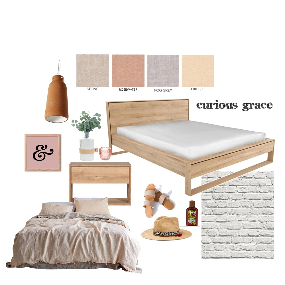 Curious Grace Shoot C1 Mood Board by harriehighpants on Style Sourcebook