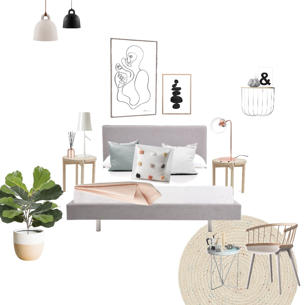 Bedroom Mood Board by Katehirsch on Style Sourcebook