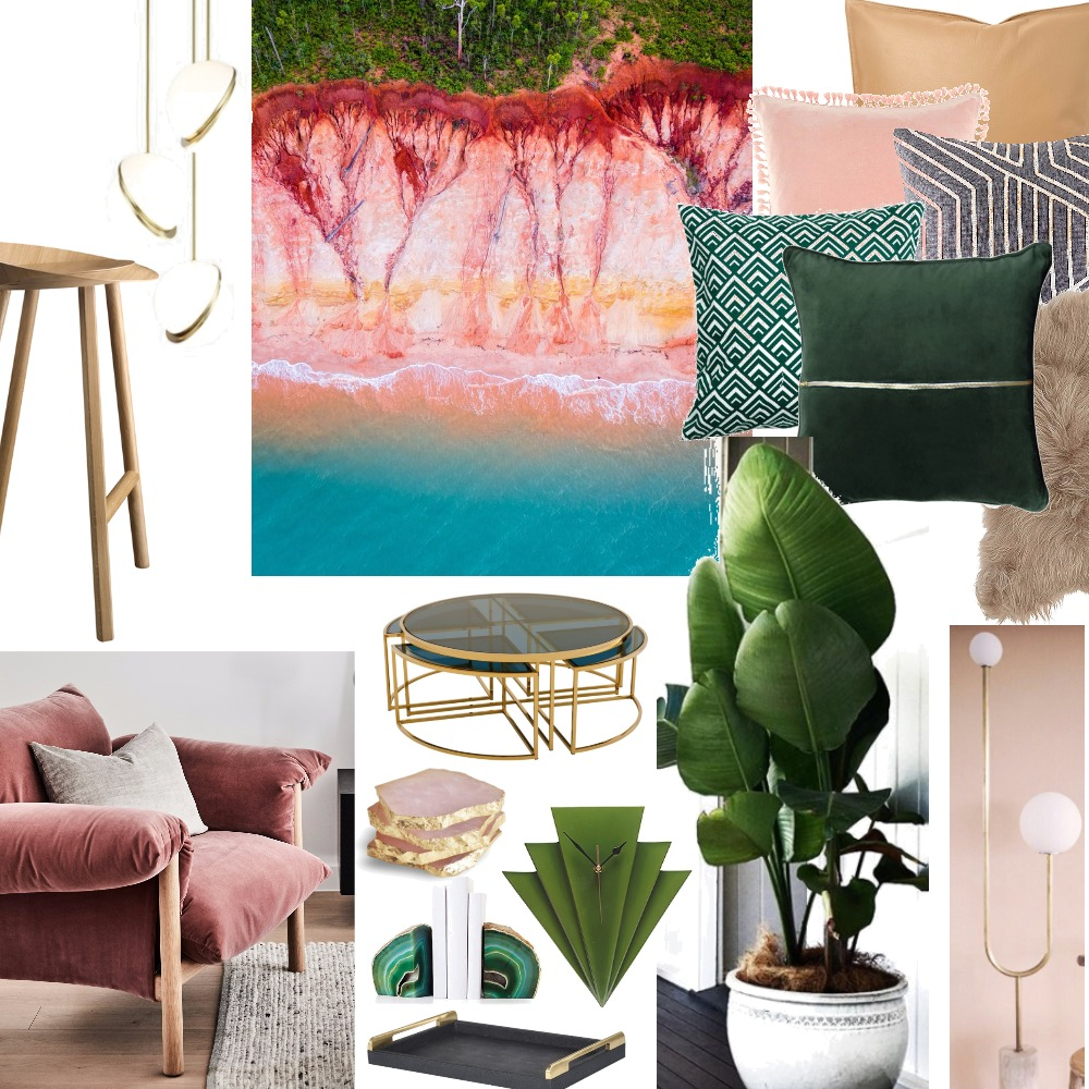 A6_Complementary Mood Board by KAS on Style Sourcebook