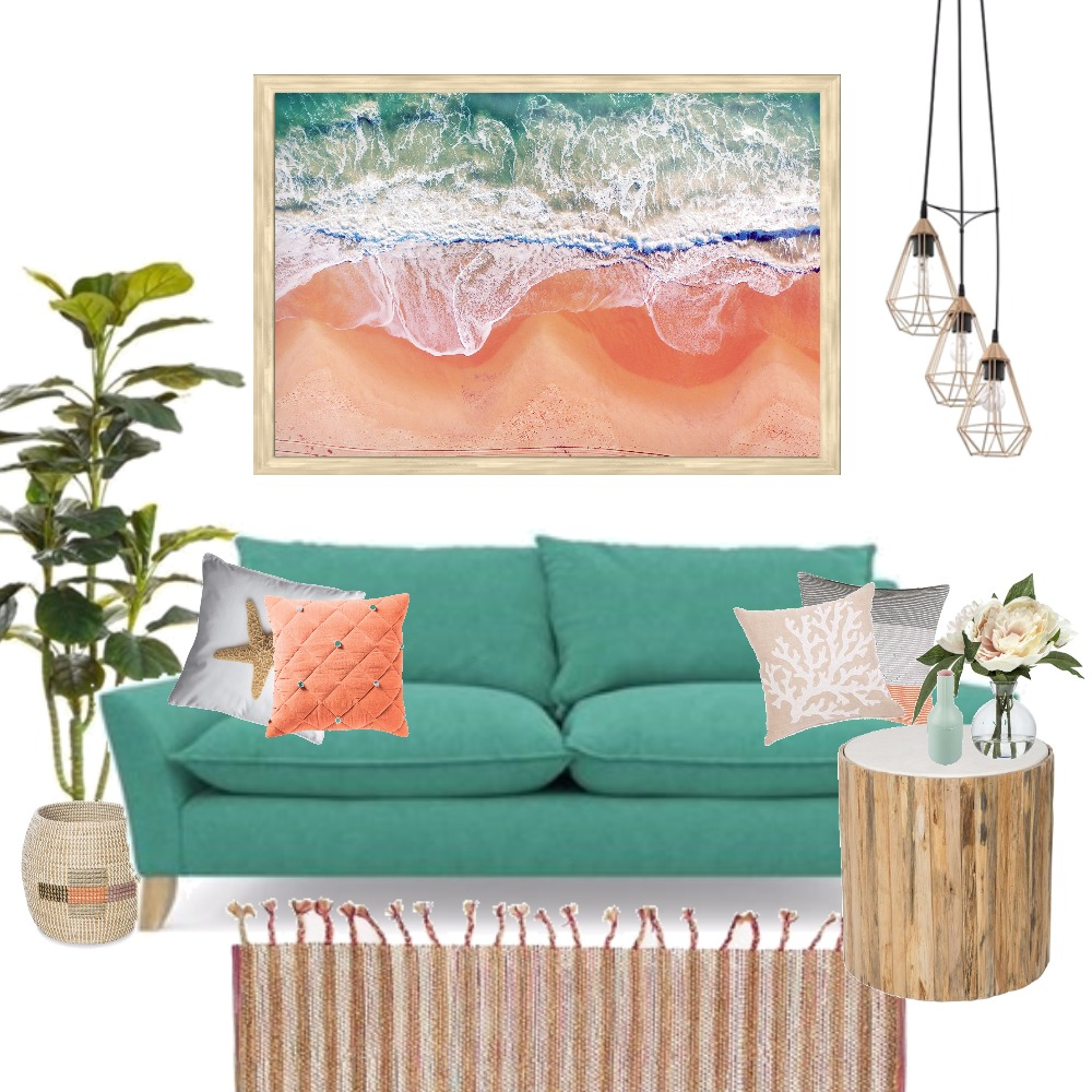 Coastal Chic Mood Board by NatMack on Style Sourcebook