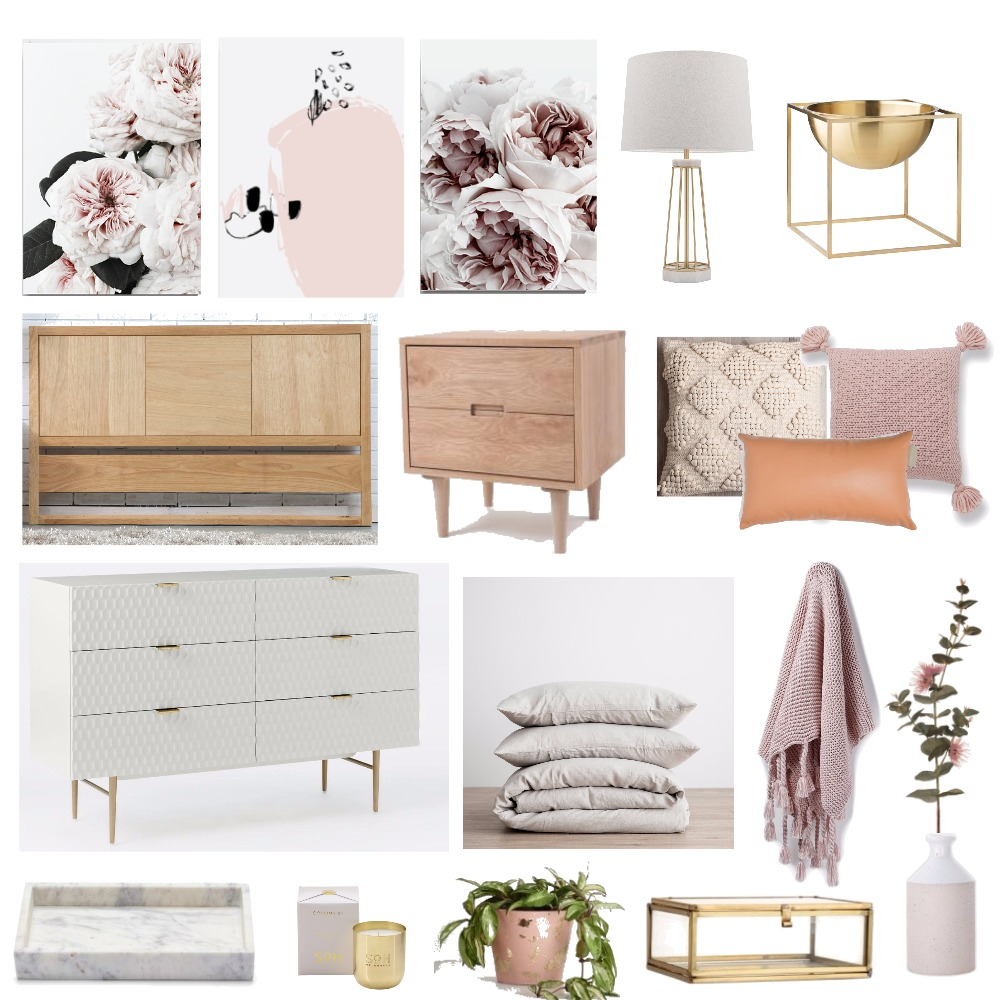 Bedroom Mood Board by annapalmer63 on Style Sourcebook