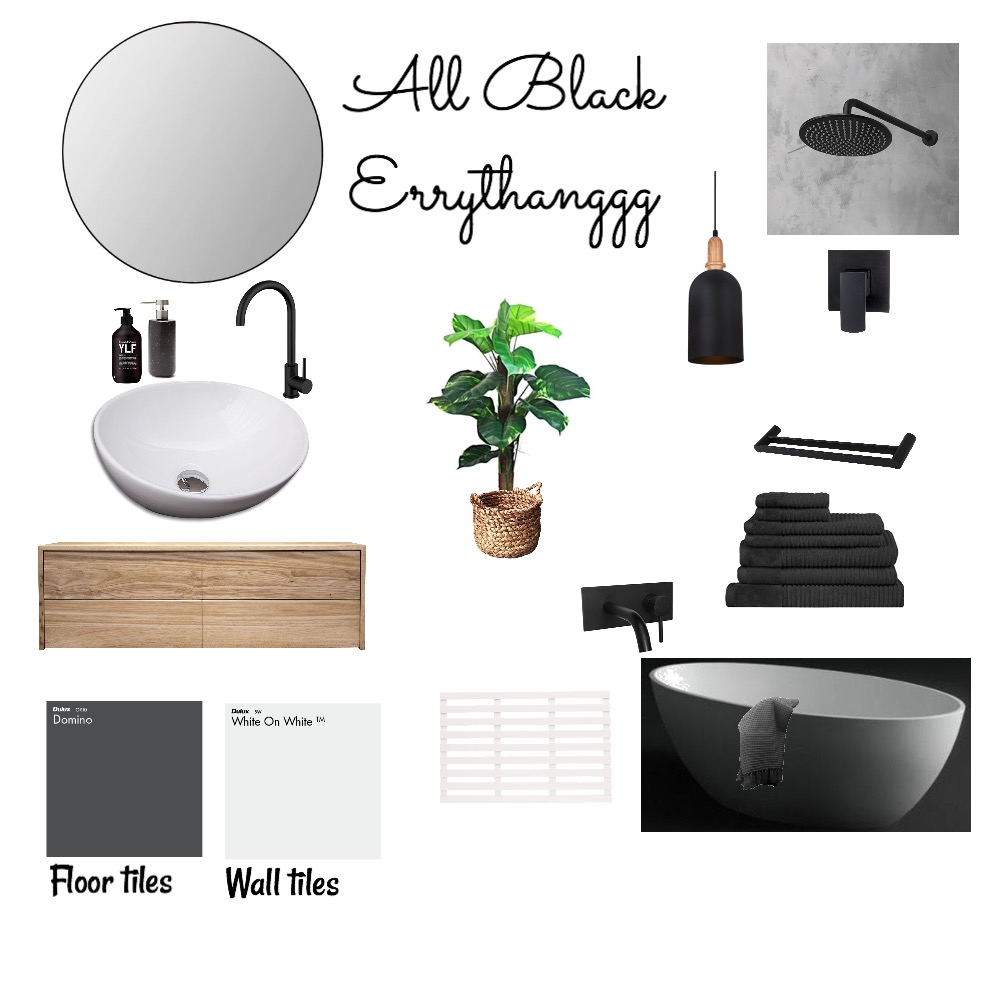 Main Bathroom Mood Board by Lozroncato on Style Sourcebook