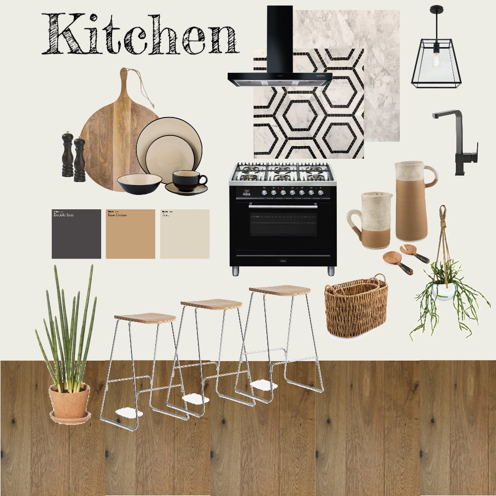 Kitchen Interior Design Mood Board by heathergill on Style Sourcebook