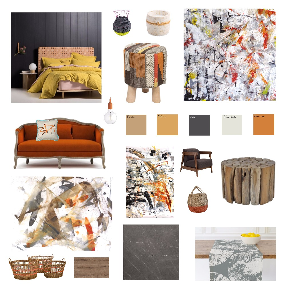 Thanksgiving Mood Board by michellejeanstudio on Style Sourcebook