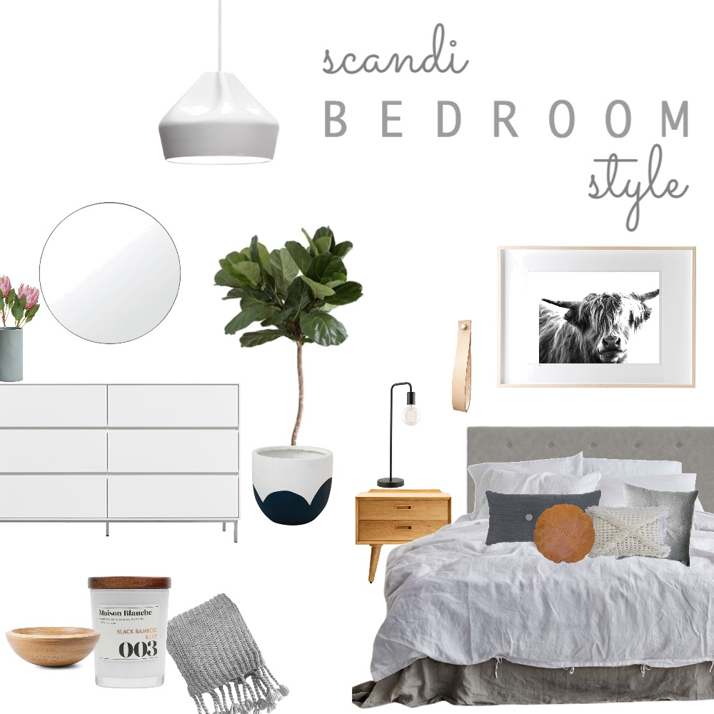 Bedroom Interior Design Mood Board by Jinny on Style Sourcebook