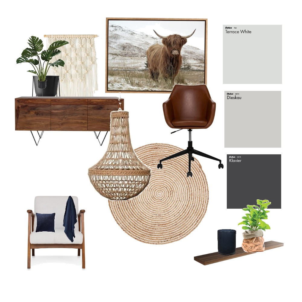 Study space Mood Board by Chelle on Style Sourcebook