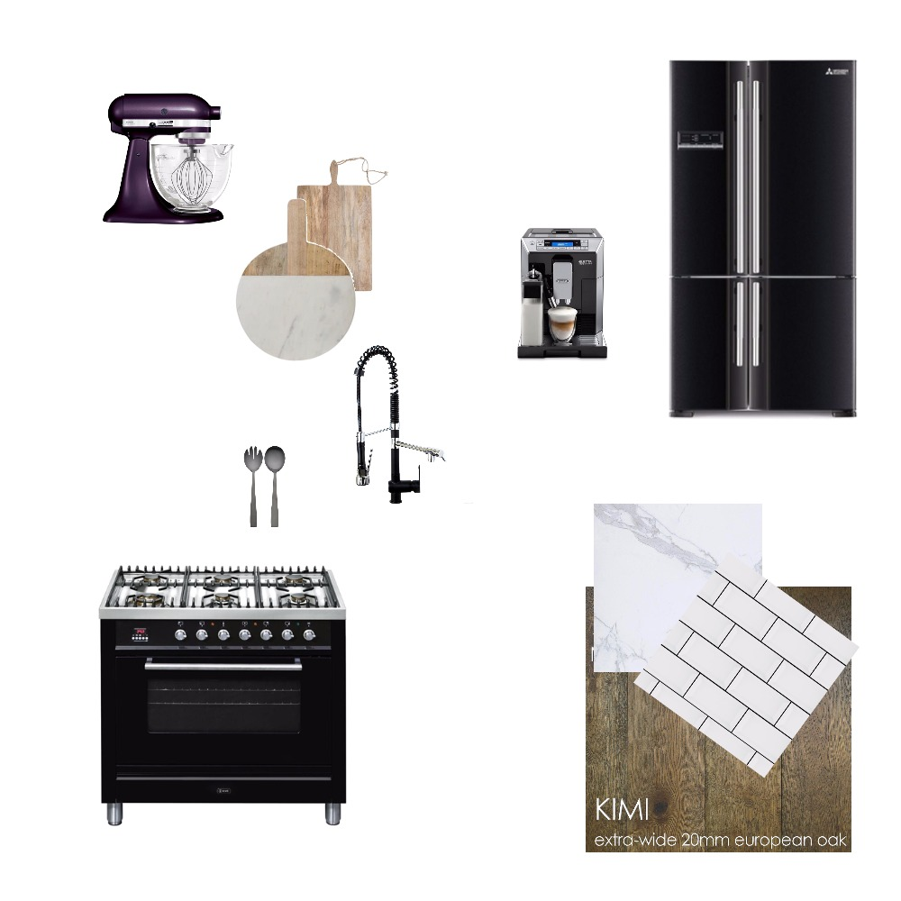 Lewi/Hayley Kitchen reveal Interior Design Mood Board by Chelle on Style Sourcebook