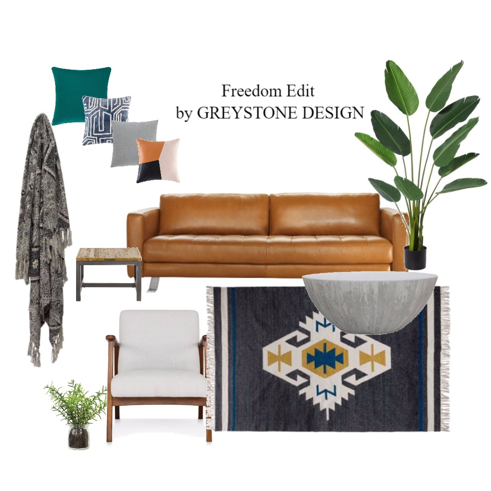 fREEDOM Mood Board by Greystonedesign on Style Sourcebook
