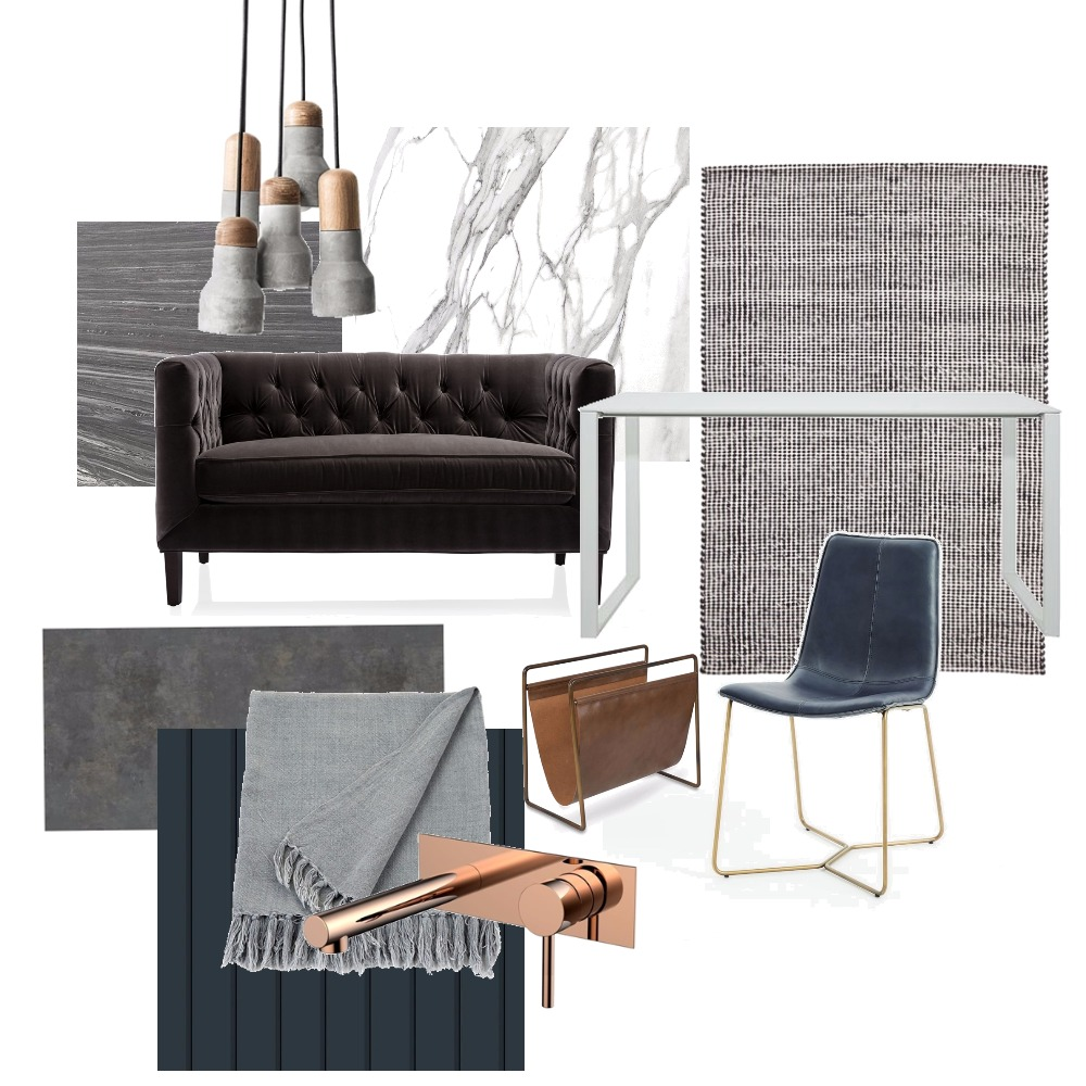 Hotel Room Interior Design Mood Board by marneycrogs on Style Sourcebook