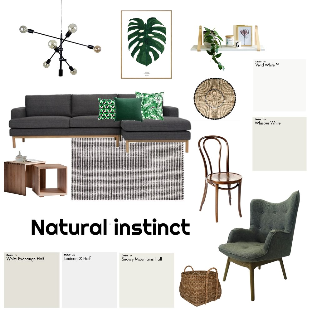Living room Mood Board by Inspace Design on Style Sourcebook