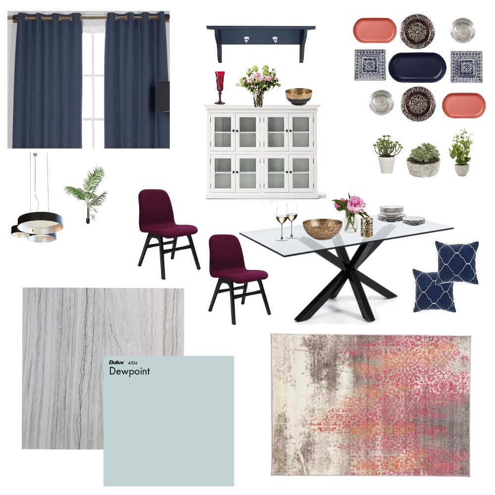 dining room Mood Board by Hnouf on Style Sourcebook
