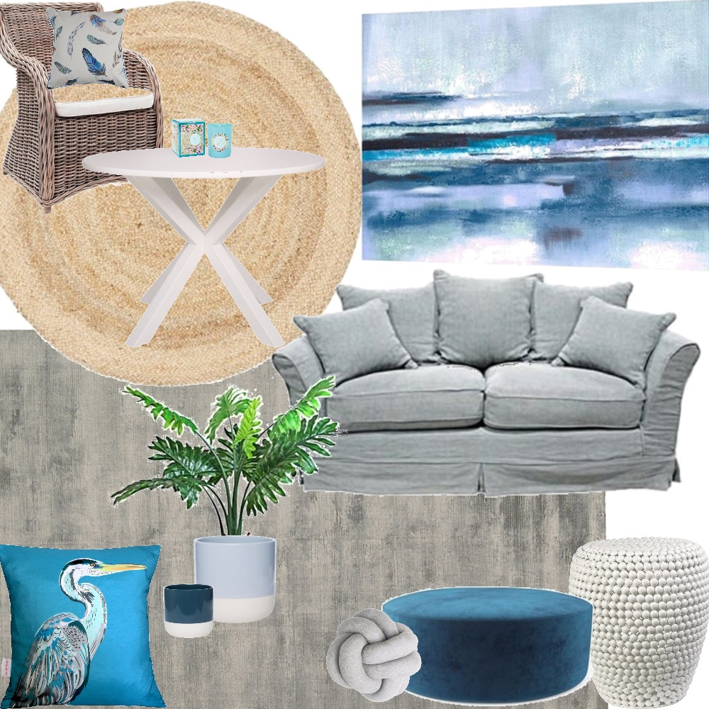 Kaz's coastal Interior Design Mood Board by karenc on Style Sourcebook