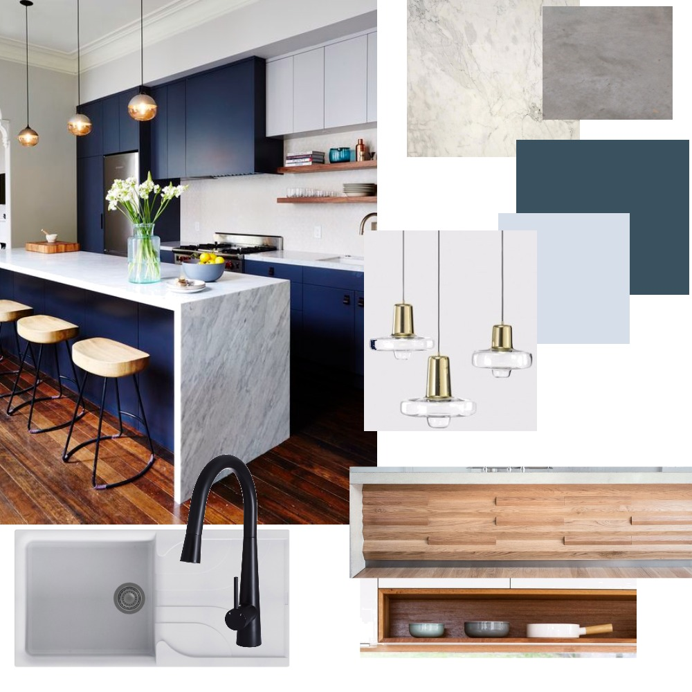 A7_Kitchen Mood Board by KAS on Style Sourcebook