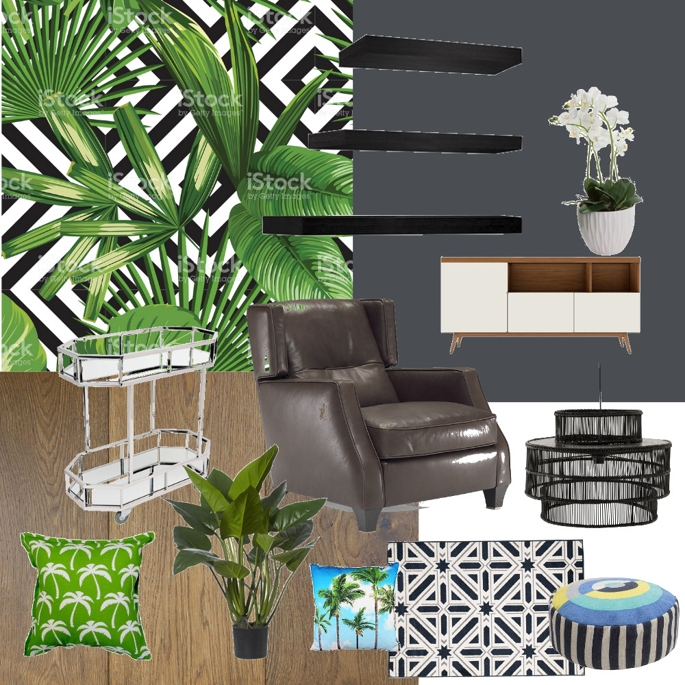 Semaphore 'Date Night' + TV Room 3 Mood Board by Plush Design Interiors on Style Sourcebook