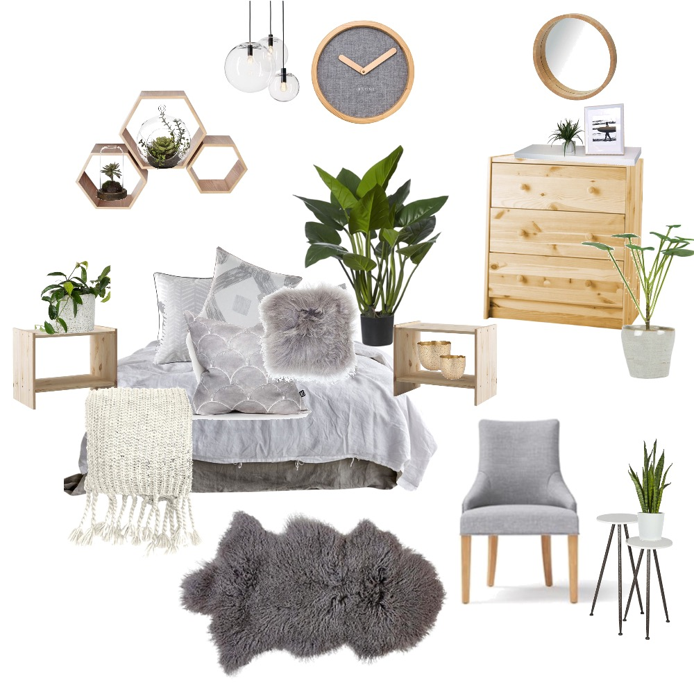 Dream Bedroom Mood Board by Anina on Style Sourcebook