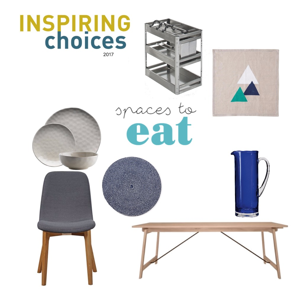 Inspiring Choices Spaces to Eat Mood Board by ILP on Style Sourcebook