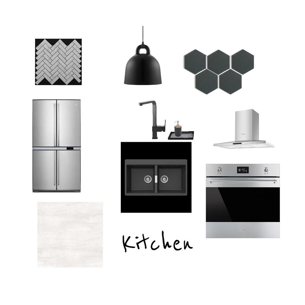 Kitchen Inspo Interior Design Mood Board by Lozroncato on Style Sourcebook