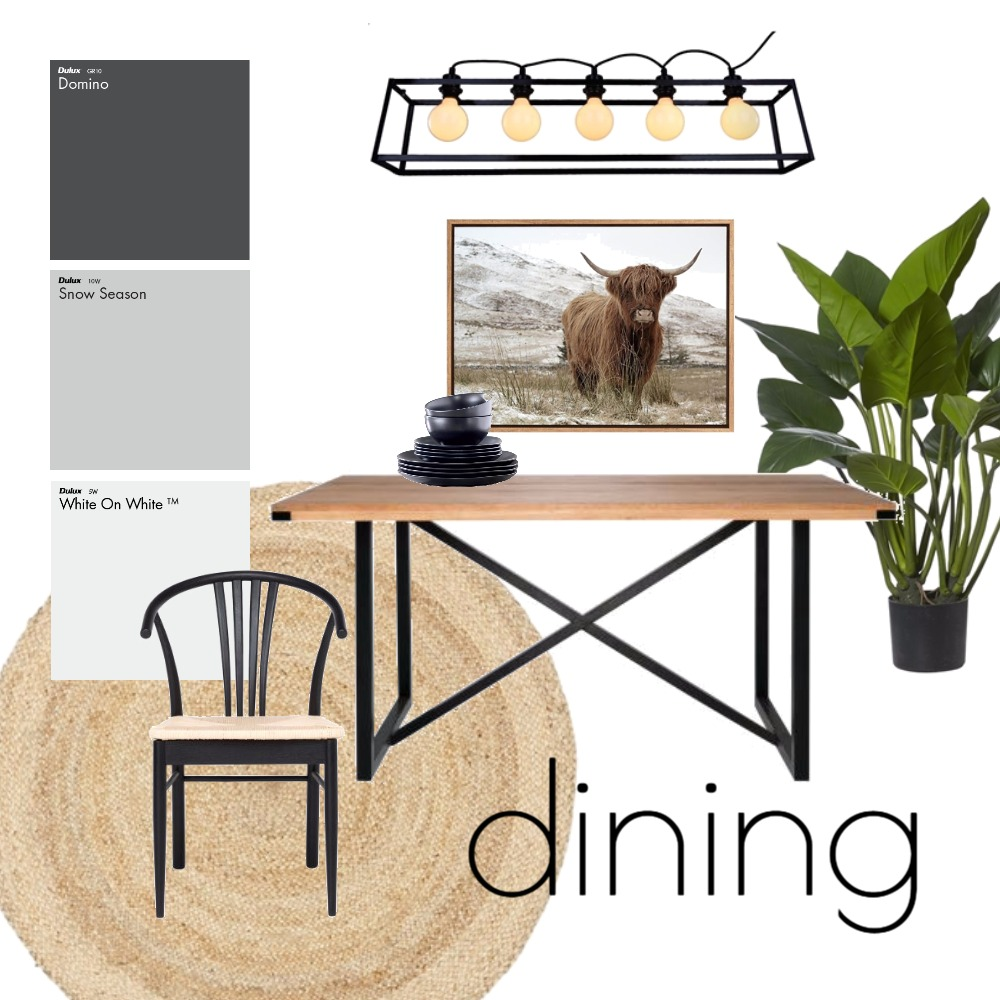 Dining Mood Board by Delaney91 on Style Sourcebook