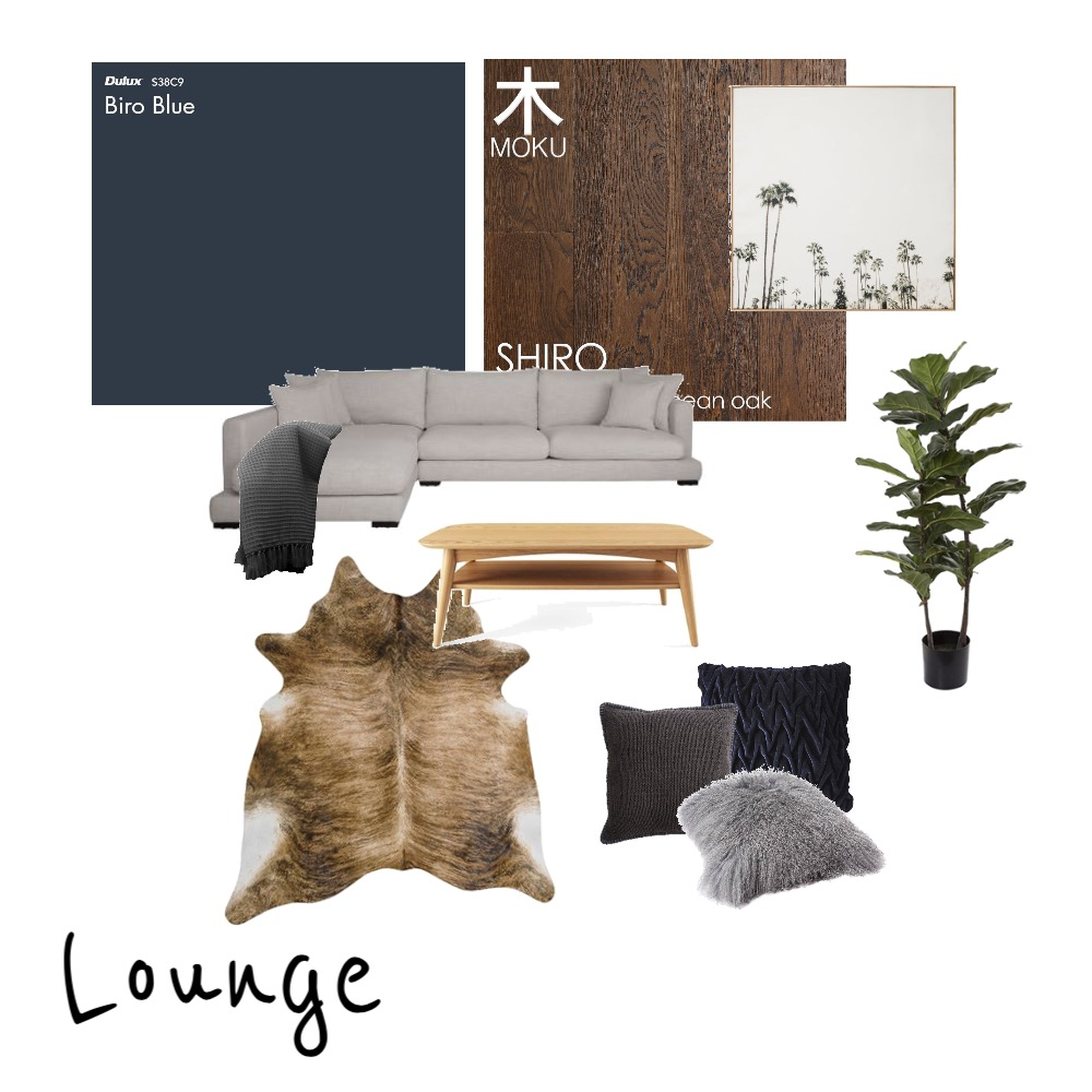 Lounge - Navy Mood Board by alanamozsny on Style Sourcebook