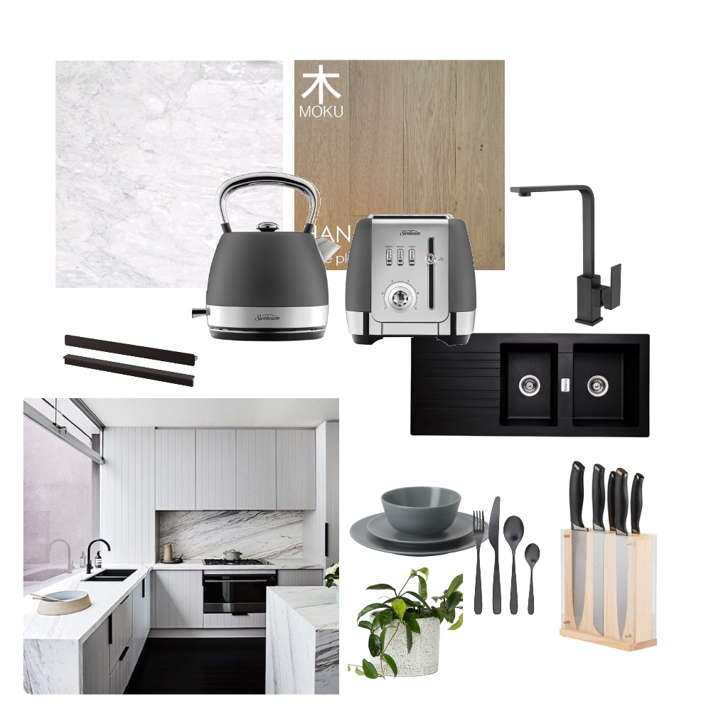 Kitchen Mood Board by alanamozsny on Style Sourcebook