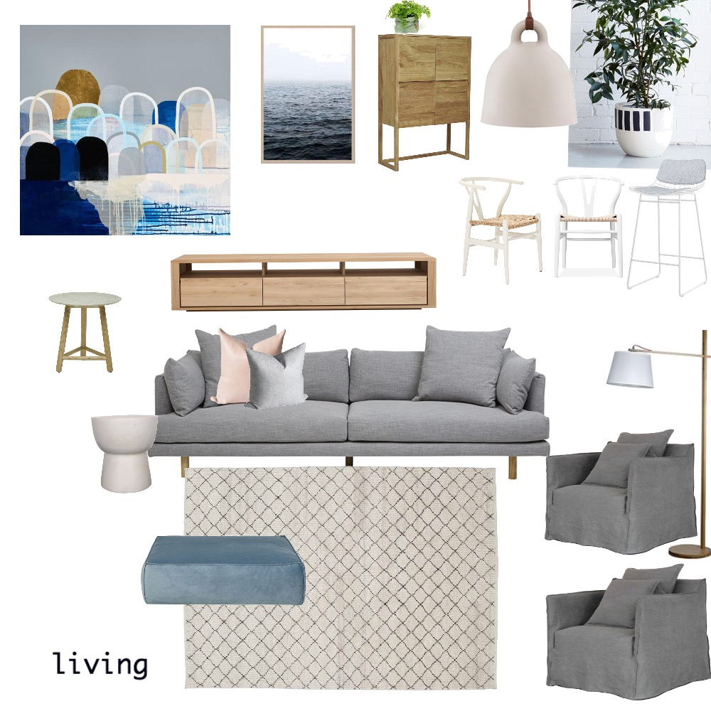 Amanda Mood Board by The Secret Room on Style Sourcebook