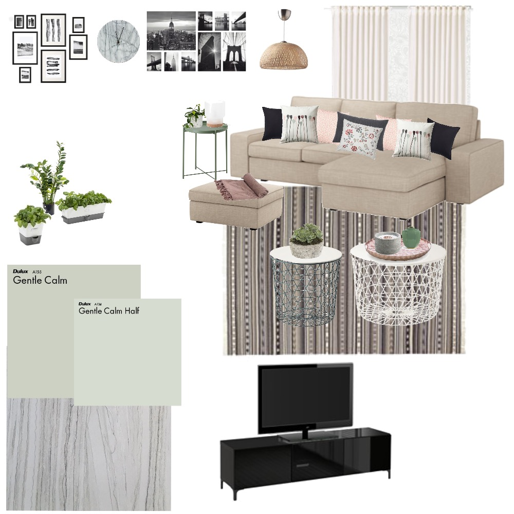 ikea l Interior Design Mood Board by Hnouf on Style Sourcebook