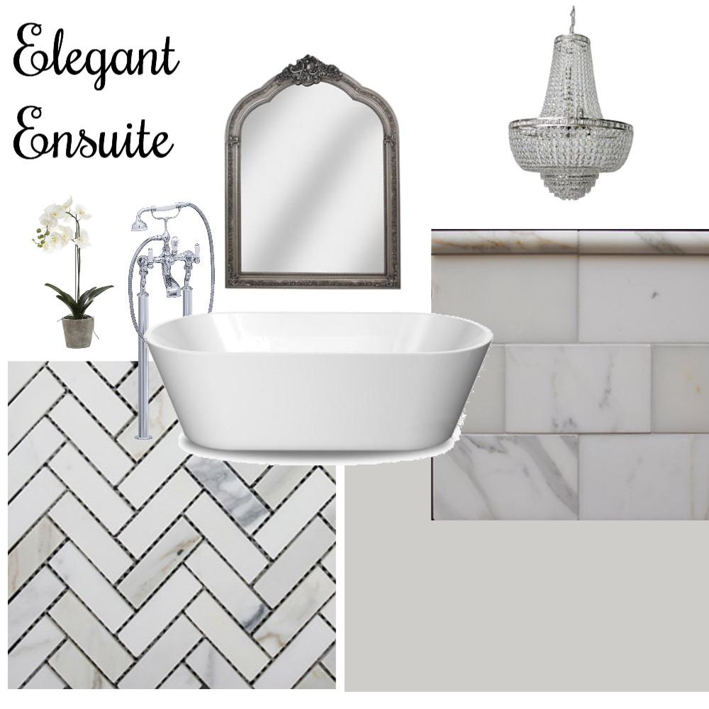 Elegant Ensuite Mood Board by DIYDecorator on Style Sourcebook