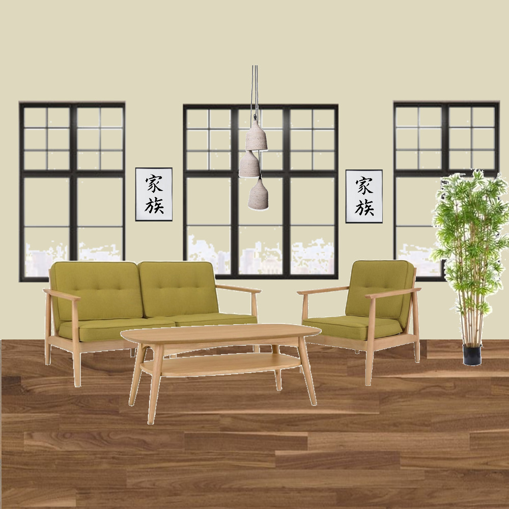 Japanese Minimalist Style Mood Board by littlecactus on Style Sourcebook