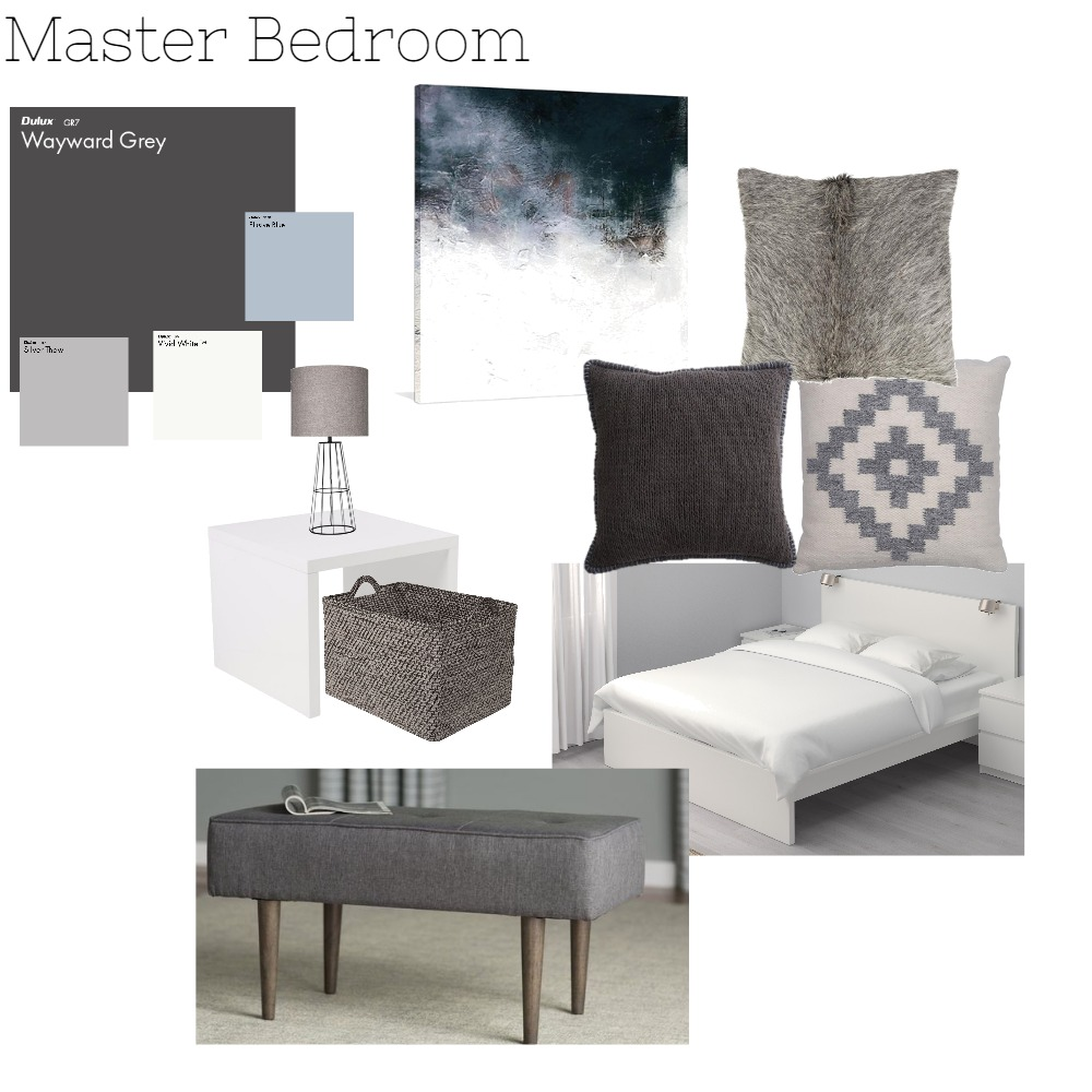 Master Bedroom Mood Board by Emaloi20 on Style Sourcebook