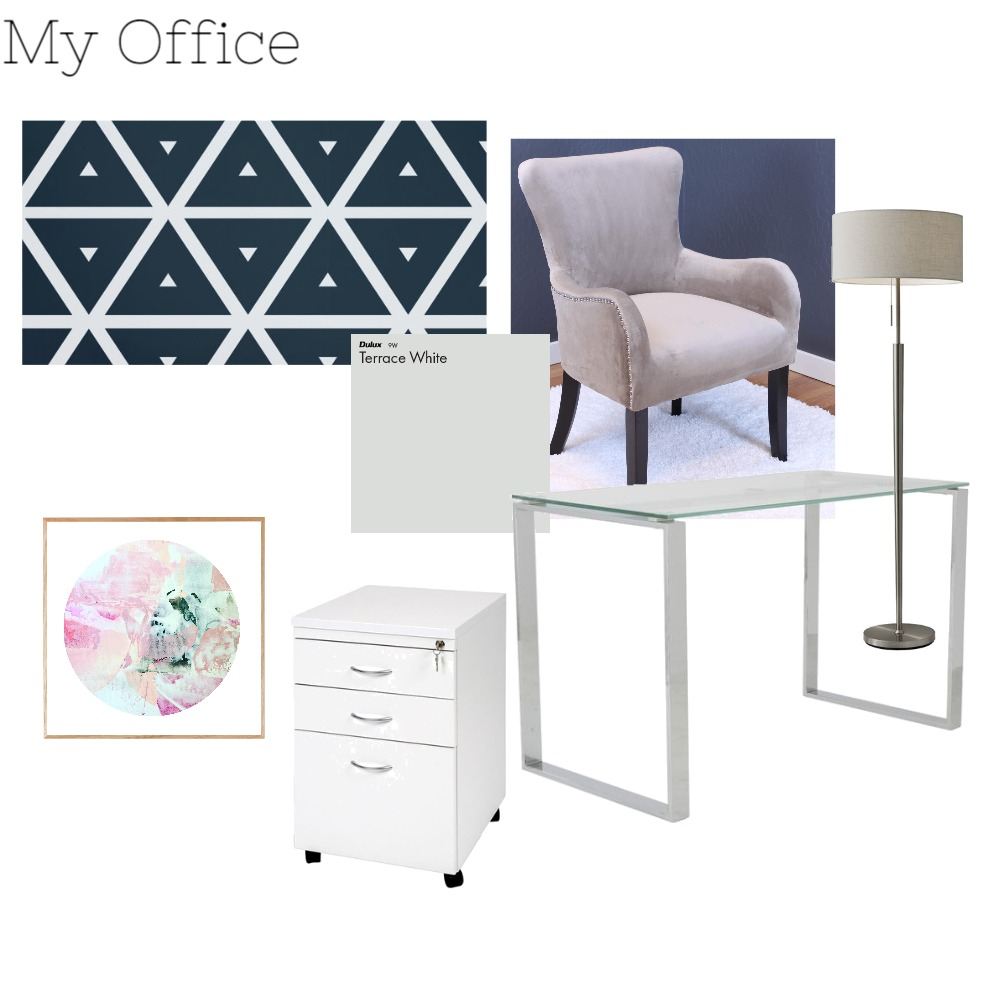 My Office Mood Board by Emaloi20 on Style Sourcebook
