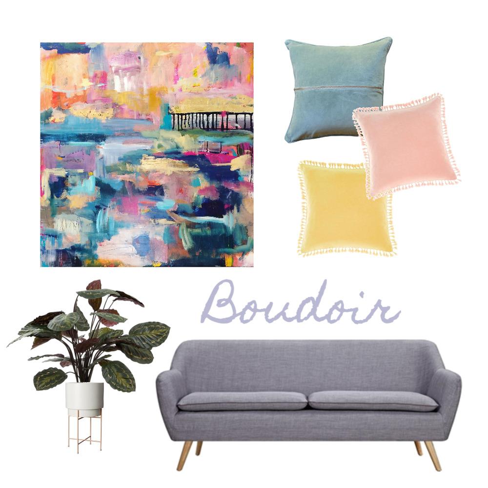 Boudoir Mood Board by alexandraplim on Style Sourcebook