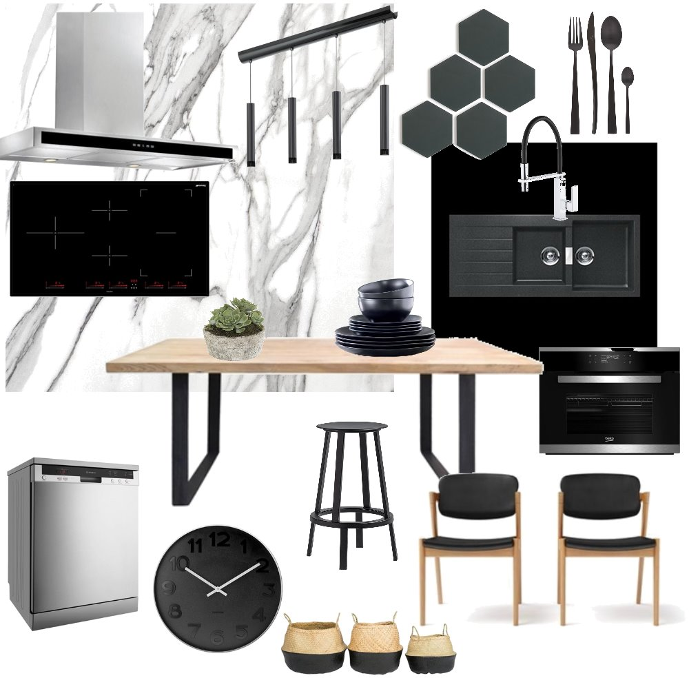 Kitchen Mood Board by jolewis on Style Sourcebook