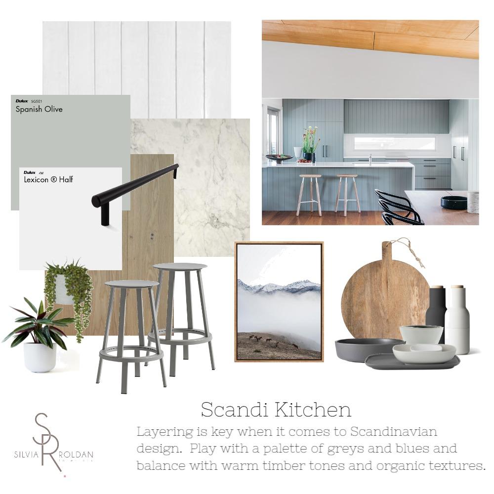 Kitchen Interior Design Mood Board by Silvia Roldan Interiors on Style Sourcebook