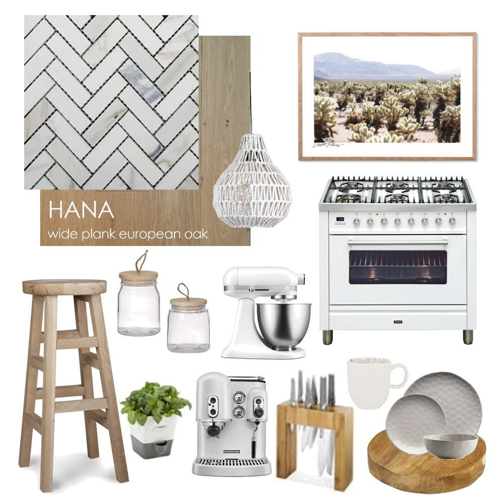 White kitchen Mood Board by Thediydecorator on Style Sourcebook