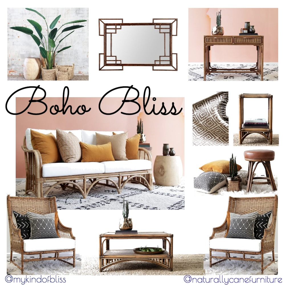 Boho Bliss Mood Board by My Kind Of Bliss on Style Sourcebook