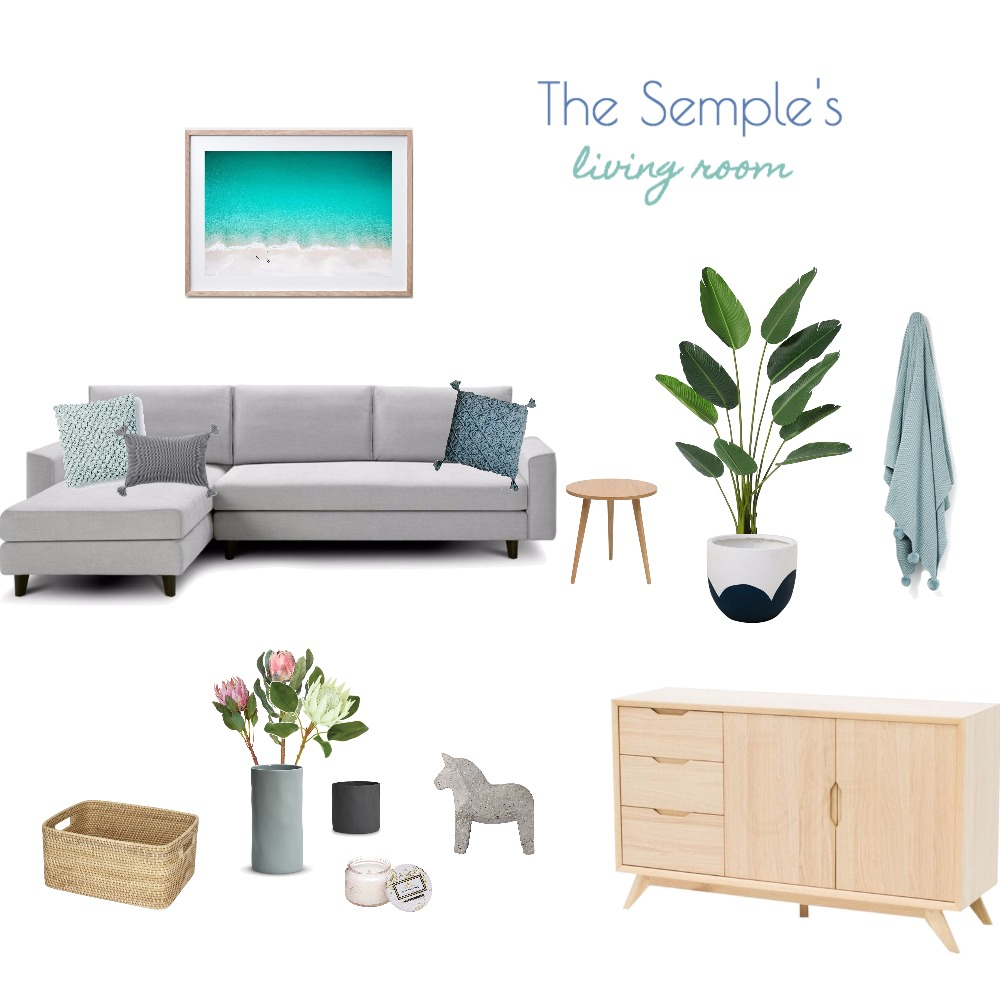 Semple's Living Room Mood Board by Jinny on Style Sourcebook