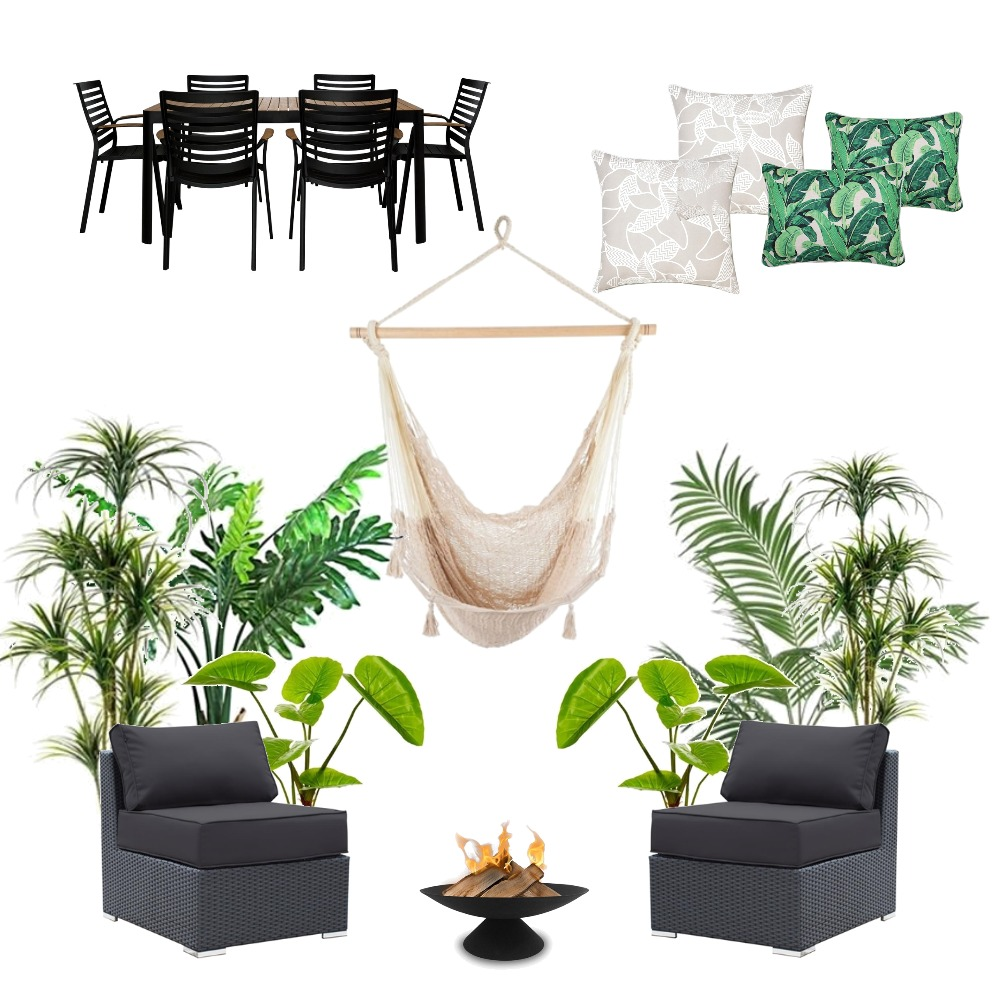 outdoor Mood Board by Laura on Style Sourcebook