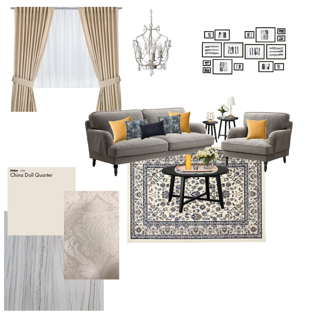 living room3 Mood Board by Hnouf on Style Sourcebook