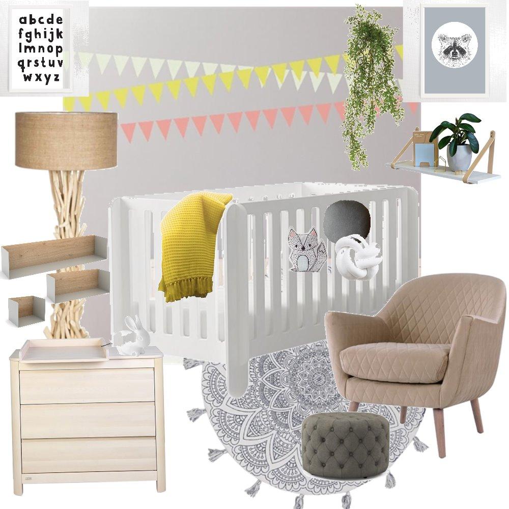 Nursery idea #1 Mood Board by KCH on Style Sourcebook