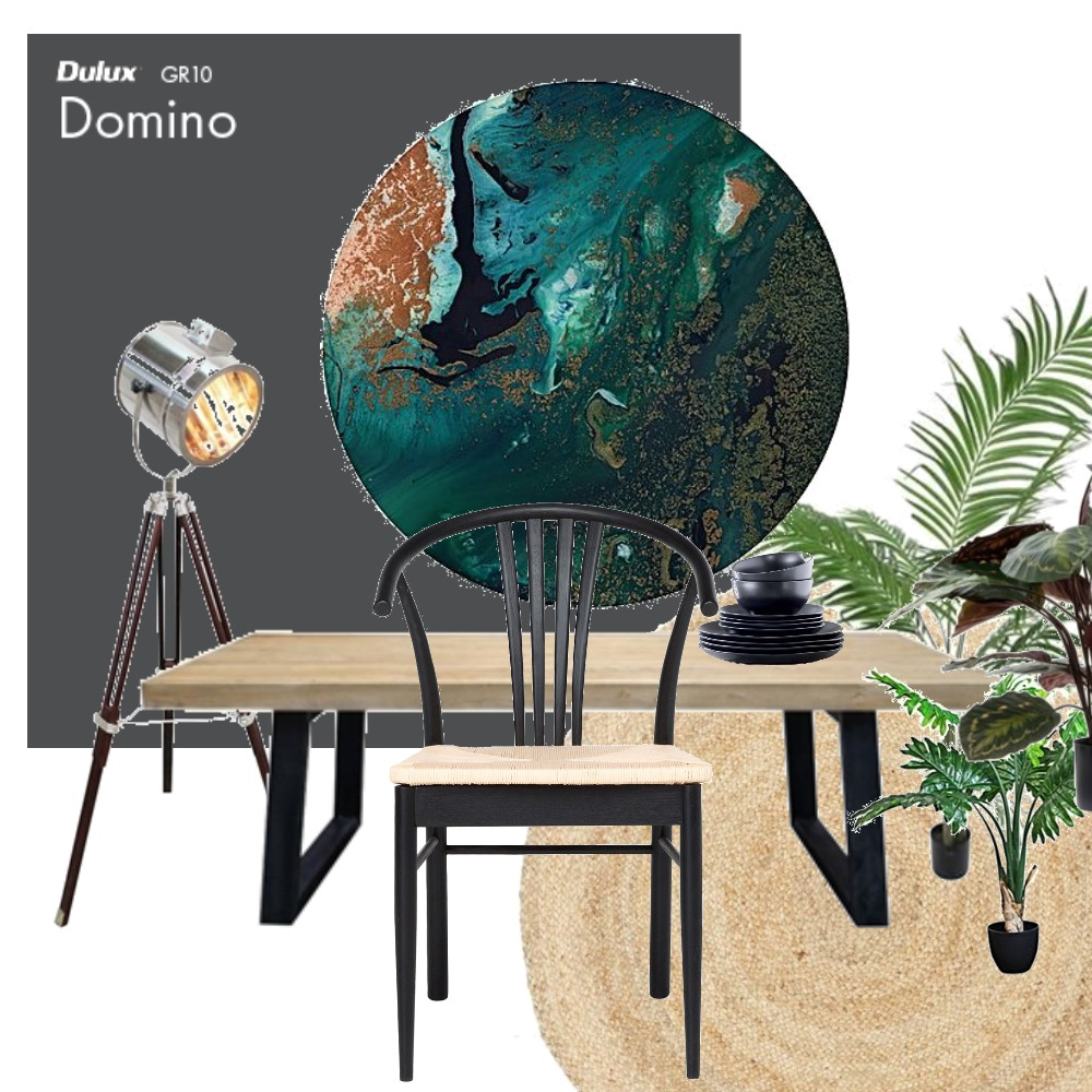 Dining room Mood Board by Delaney91 on Style Sourcebook