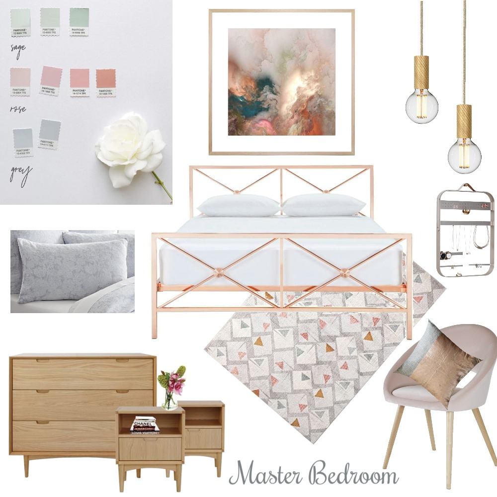 Master Bedroom Mood Board by dritlop on Style Sourcebook