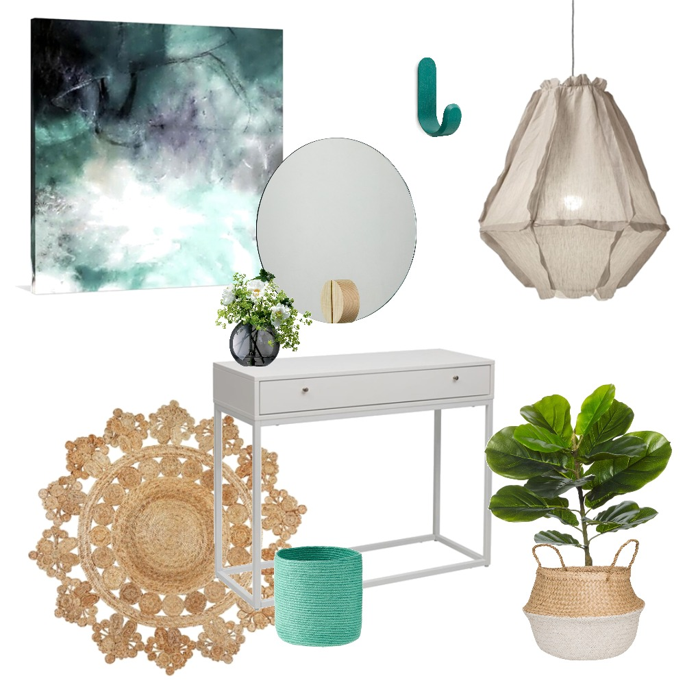 Entry Mood Board by Fauve_by_Design on Style Sourcebook