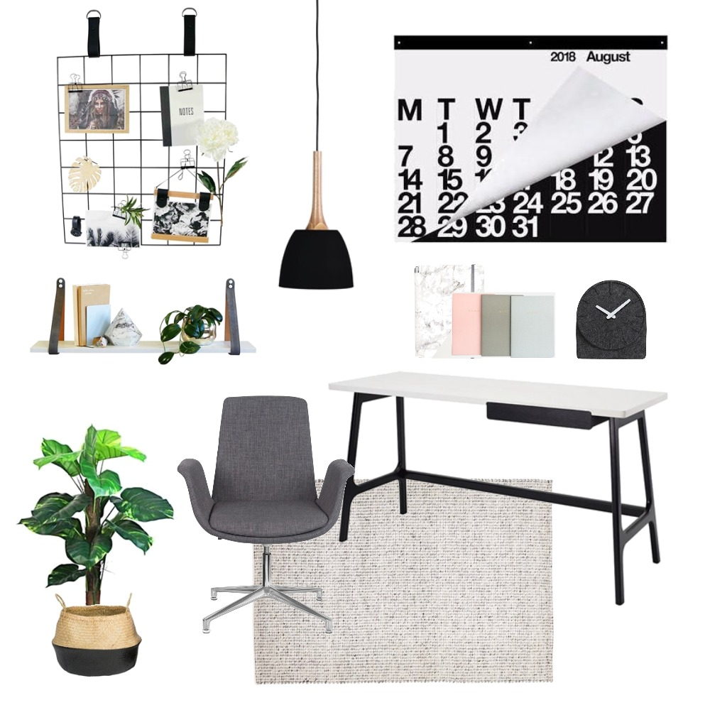 Study Mood Board by Fauve_by_Design on Style Sourcebook