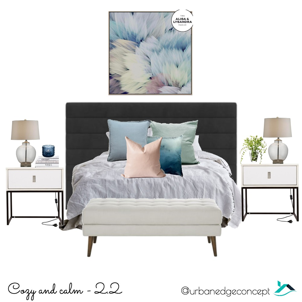 Master bedroom 2 Mood Board by OliviaW on Style Sourcebook