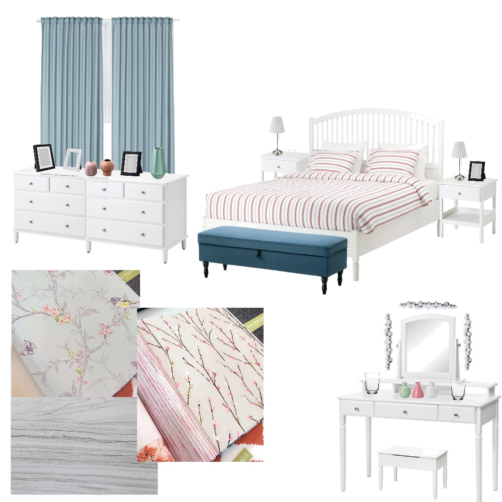 bedroom2 Mood Board by Hnouf on Style Sourcebook