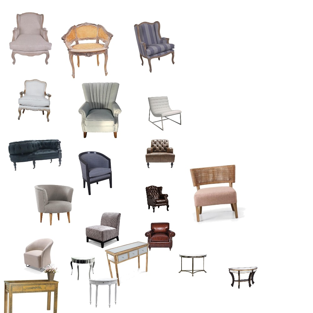 Chairs Interior Design Mood Board by Kschuman on Style Sourcebook