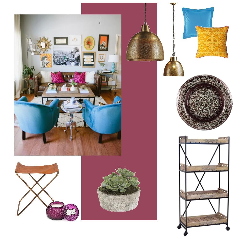 soggiorno colorato Mood Board by E.P.T. on Style Sourcebook