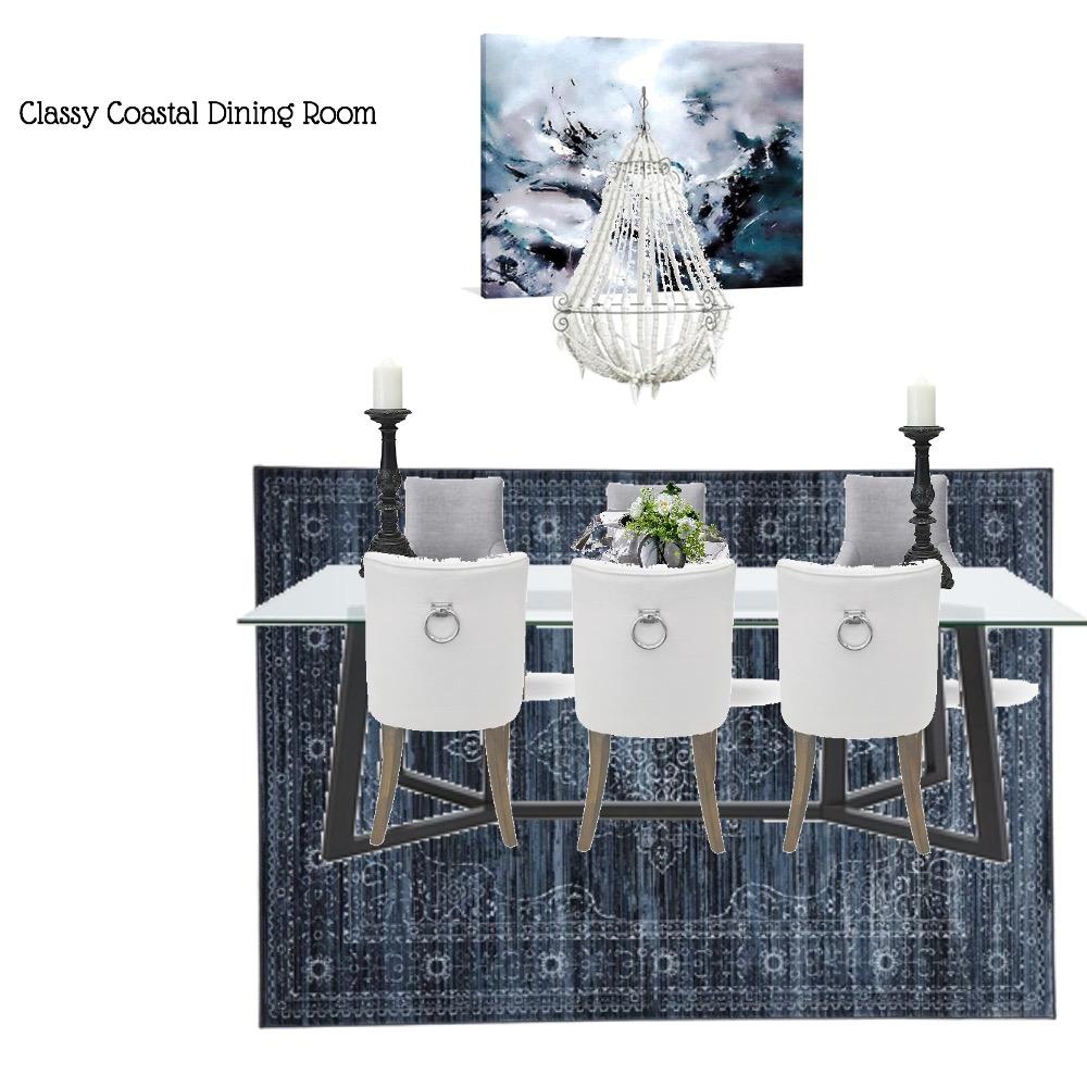 Classy Coastal Mood Board by Joanne on Style Sourcebook
